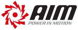 AIM logo - Power In Motion