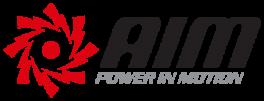 AIM logo - Power In Motion