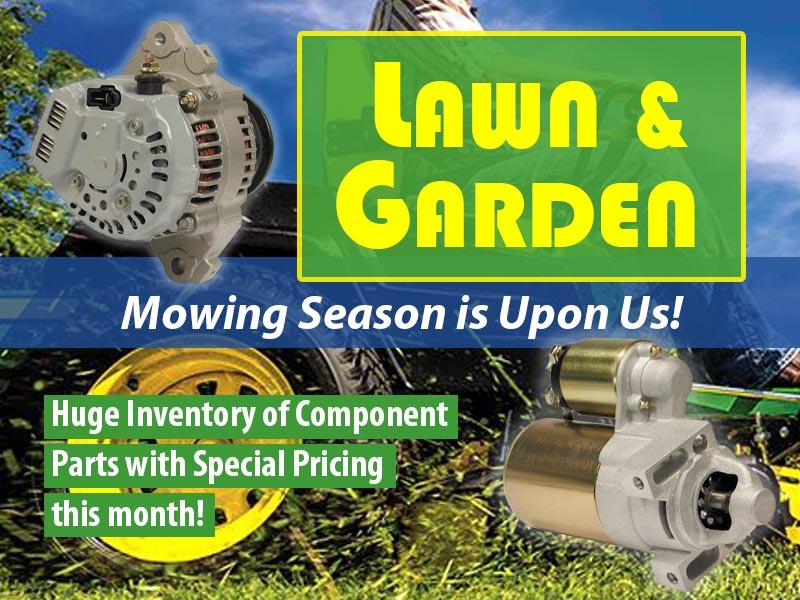 Lawn and Garden Specials