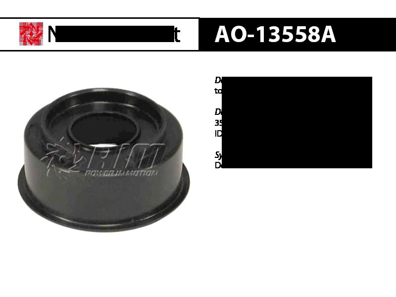 AO-13558A tolerance ring