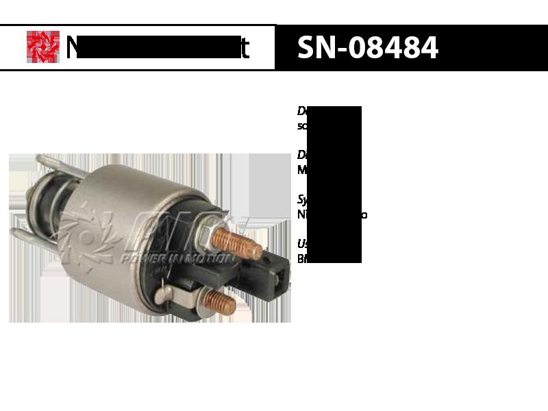 SN-08484 solenoid